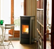 Stufa a pellet - EGO AIR 8 Kw