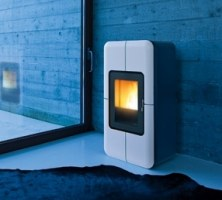 Stufa a pellet - TOBA AIR 8 Kw